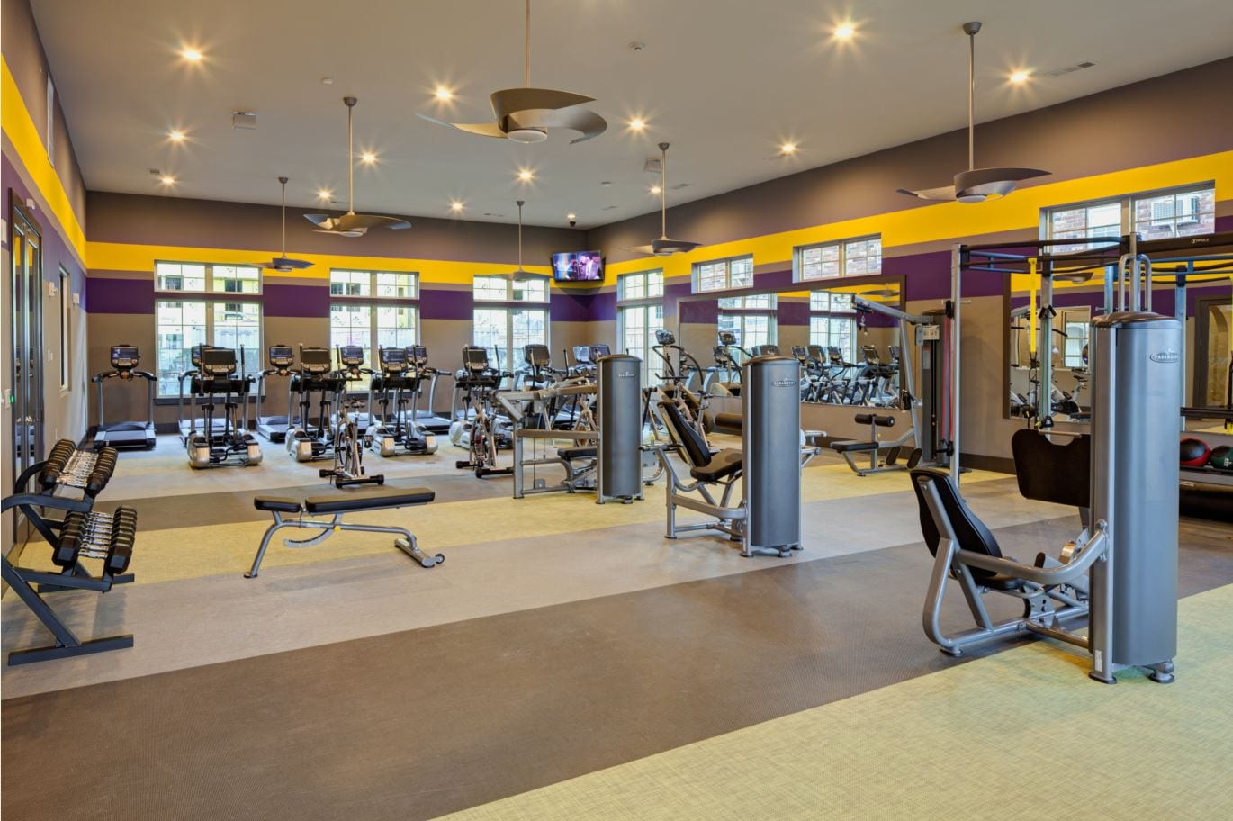 Gym - Lark Baton Rouge